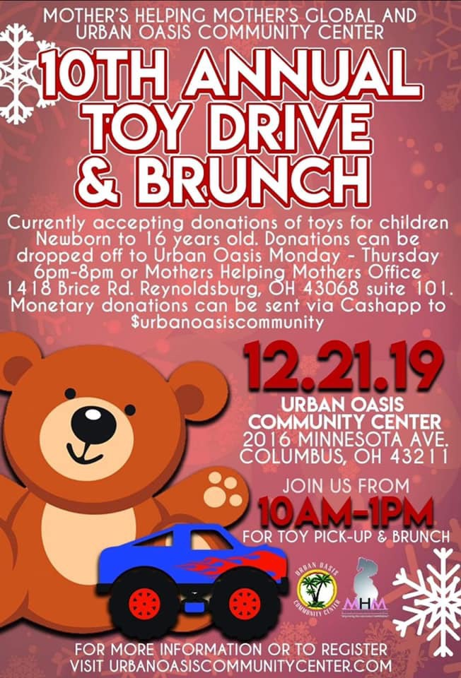 10th Annual Toy Drive